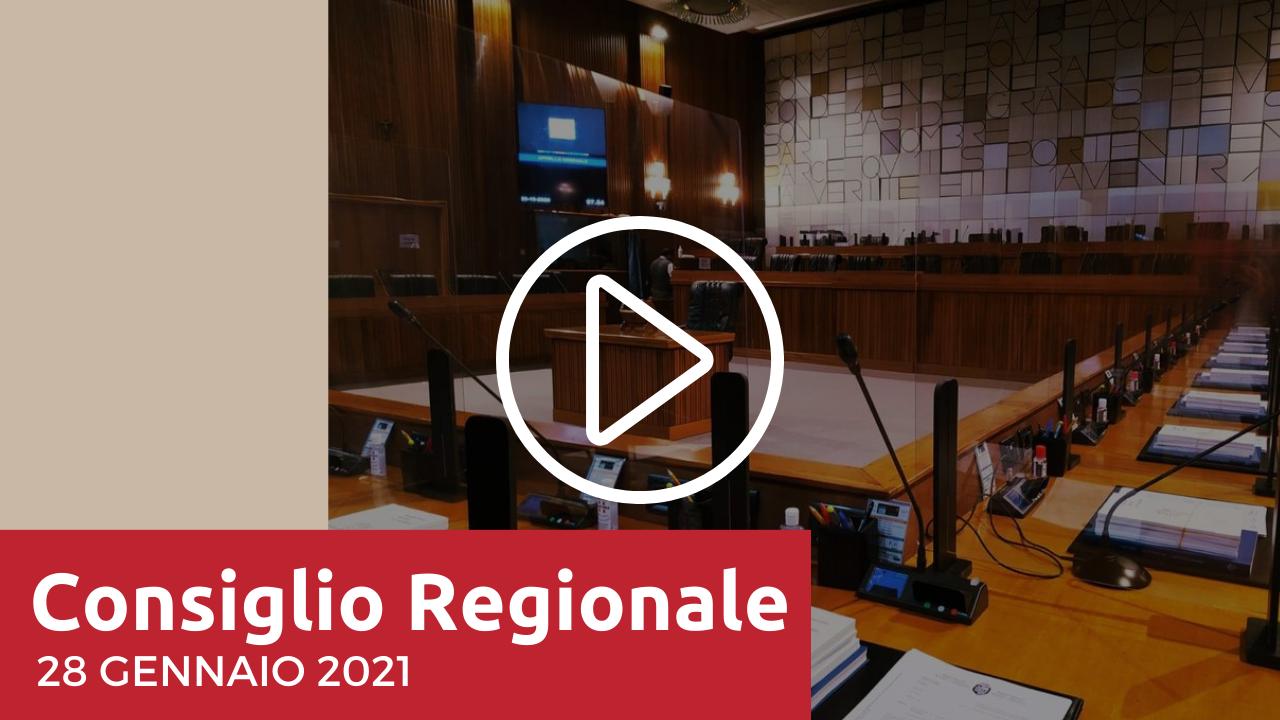 Padovani consiglio regionale