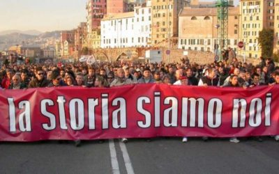 Genova, per me